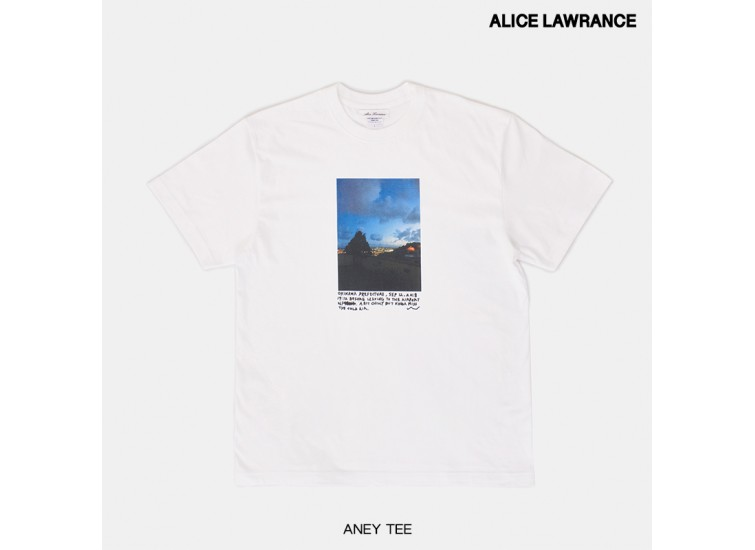 ALICE LAWRANCE CAPSULE TEE COLLECTION - ANEY TEE