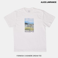 ALICE LAWRANCE CAPSULE TEE COLLECTION - FORMOSA CASHMERE DREAM TEE