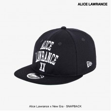 Alice Lawrance x New Era - SNAPBACK