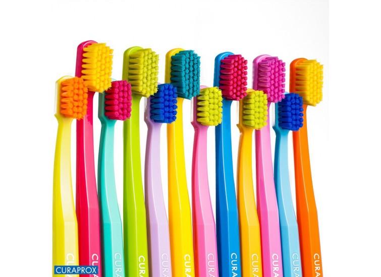 CURAPROX 酷瑞絲 CS 5460 超柔軟瑞士製牙刷界愛馬仕