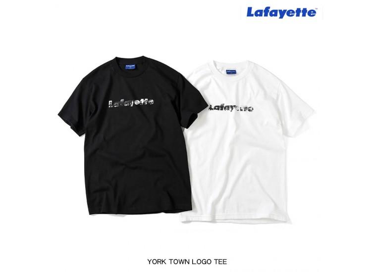 Lafayette YORK TOWN LOGO TEE LA190102