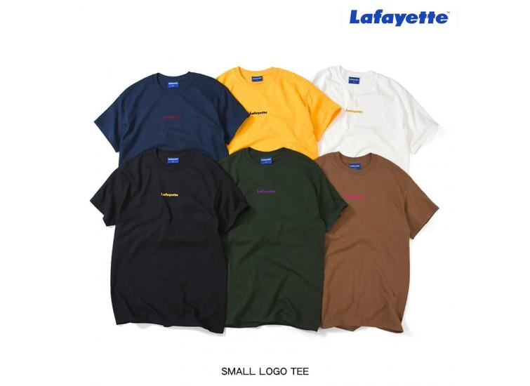 Lafayette SMALL LOGO TEE LA190103