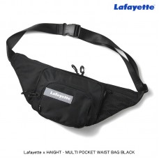 Lafayette x HAIGHT - MULTI POCKET WAIST BAG LE191501