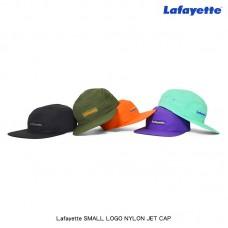 Lafayette SMALL LOGO NYLON JET CAP