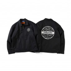 Lafayette x Club SakeNomitai 酒飲俱樂部 - 酒飲倶楽部 SAKE NOMI CLUB LOGO Classic Work Jacket LE201001