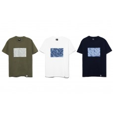 LESS - LESS TRIANGLE CAMOUFLAGE TEE