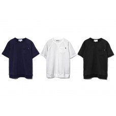LESS - S/S RAGLAN PKT SWEAT