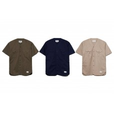 LESS - S/S UTILITY BASEBALL B.D SHIRT