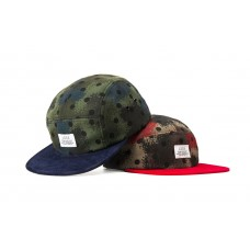LESS - SIMPLE LOGO CAMP CAP (Spray Camouflage)