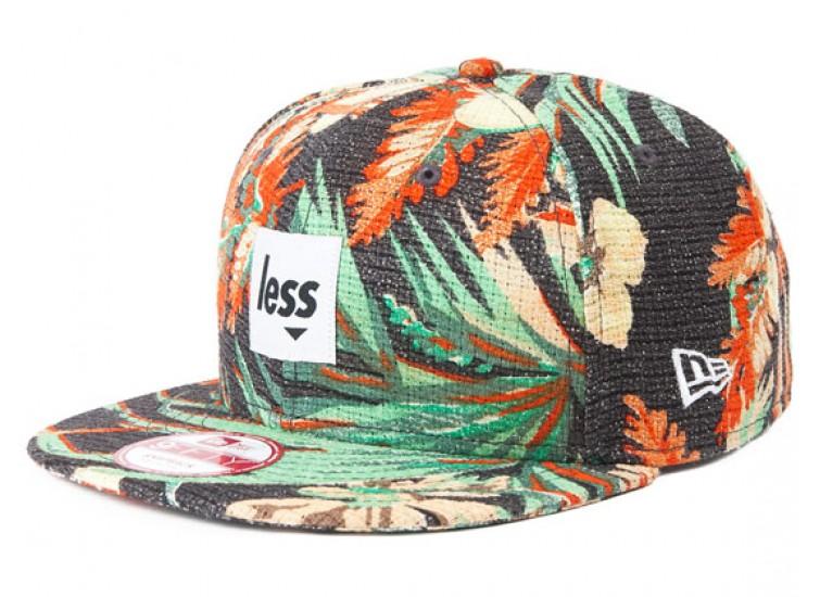 LESS x New Era caps