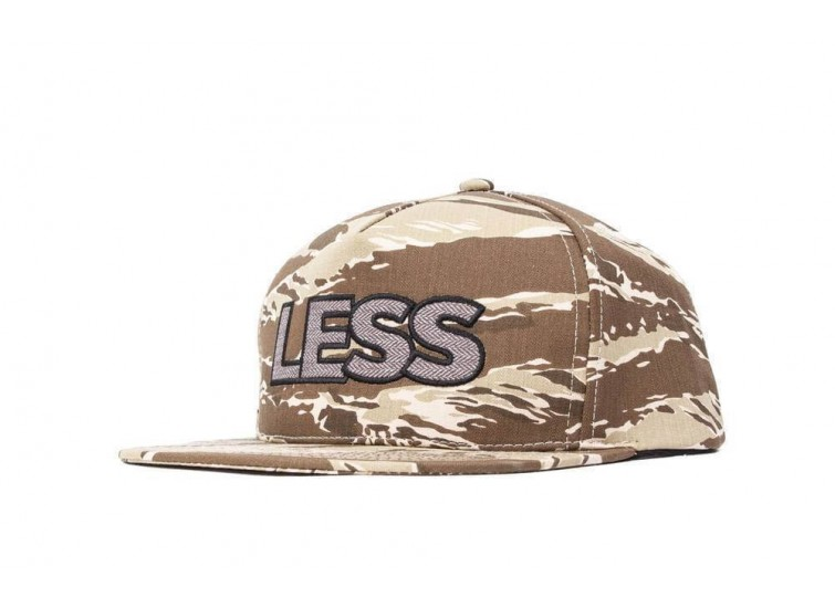 LESS - FAT LESS LOGO SNAPBACK