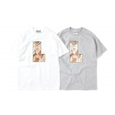 LESS x GHICA POPA - CAMO SOLID L TEE
