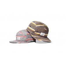LESS - SIMPLE LOGO CAMP CAP (Stripe Wool)