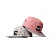 LESS - SQUARE LOGO CAMP CAP (Dot)