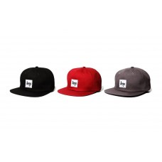 LESS - SQUARE LOGO POLO HAT