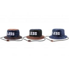 LESS - SPORT LOGO BUCKET HAT