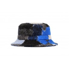 LESS - TIE DYE WOOL BUCKET HAT