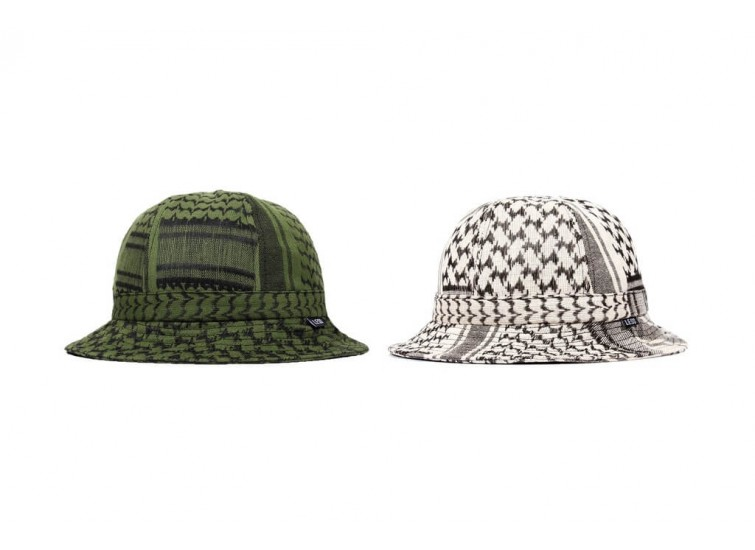 LESS - SHEMAGH PATTERN MILITARY HAT