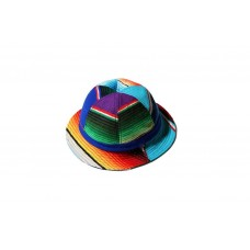 LESS - RAINBOW STRIPE MILITARY HAT
