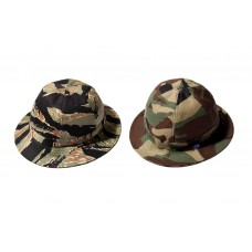LESS - CAMOUFLAGE MILITARY HAT 雙面戴 5樣3000專區