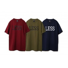 LESS - SPRAY PAINT LOGO TEE