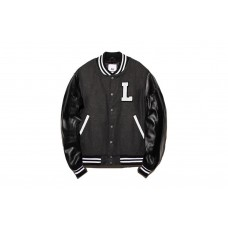LESS - L COLLEGE VARSITY JACKET