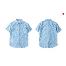 LESS - S/S JACQUARD SHIRT
