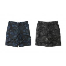 LESS - WOOD CAMOUFLAGE SHORT