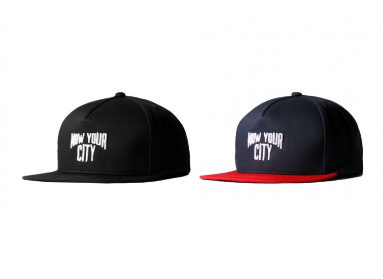 LESS - NOW YOUR CITY SNAPBACK