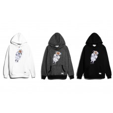 LESS - SPACE BEAR HOODIE