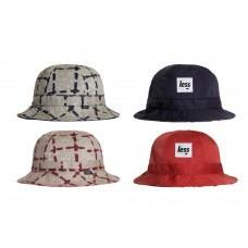 LESS - NATURAL DYE REVERSIBLE MILITARY HAT