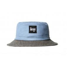 LESS -  2 TONE BUCKET HAT