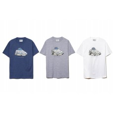 LESS X GHICA POPA - VEHICLES SERIES TEE - G9 SHADOW