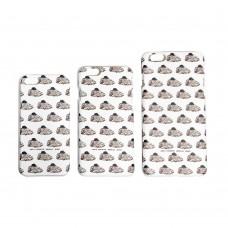 LESS X GHICA POPA - VEHICLES SERIES IPHONE CASE - G9 SHADOW