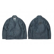 LESS X DOMINATE - WORKING JACKET - Indigo