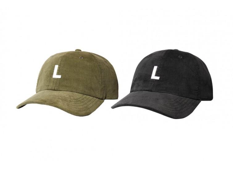 LESS - L. CORDUROY SPORT CAP