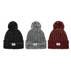 LESS - SIMPLE LOGO MULTI COLOR BEANIE