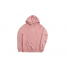 LESS - ARCH LOGO HOODIE (PINK)