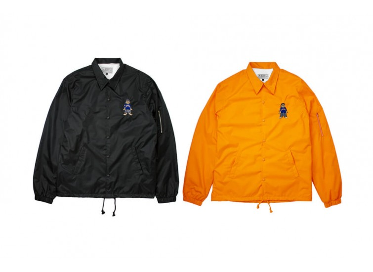 LESS - KROSS BEAR COACH JACKET