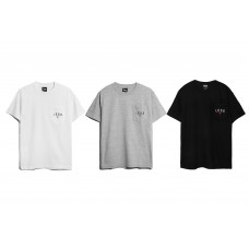 LESS - ARCH LOGO POCKET TEE