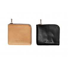 LESS - LEATHER ZIP WALLET