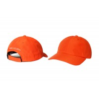LESS - GOOD OLD DAYS 6 PANEL CAP (BURNT ORANGE)