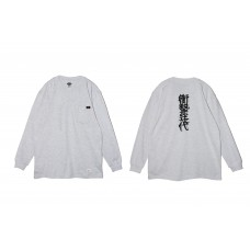 DICKIES X LESS - THE CLASH L/S TEE