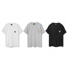 LESS - CAT HEAD POCKET TEE