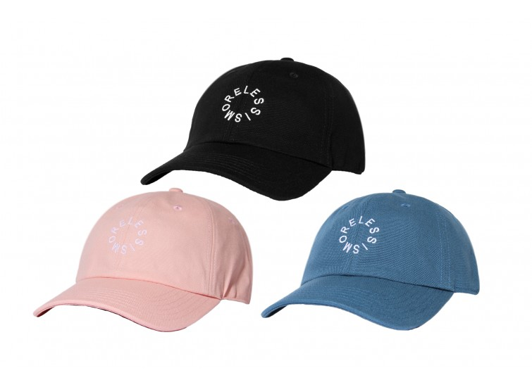 LESS - LESS IS MORE CIRCLE POLO CAP