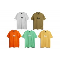 LESS - SOLID SQUARE LOGO TEE