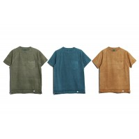 GOOD ON X LESS - S/S HEAVY POCKET TEE 17SS