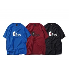 LESS - WHEEL LOGO TEE