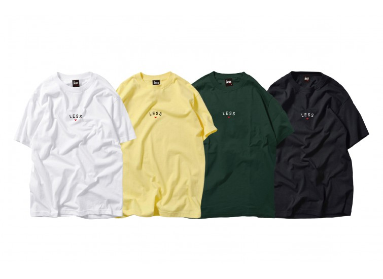 LESS - SMALL ARCH LOGO TEE