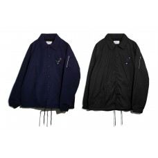 LESS - HEALTH COME FIRST COACH JACKET
